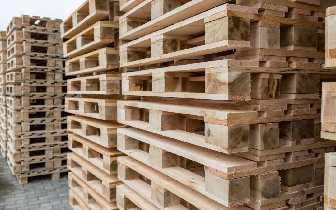 Are Recycled Pallets Failing You? Time for NEW!